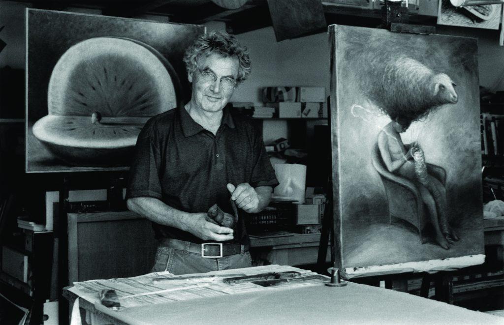 Portrait de Bertrand Bataille